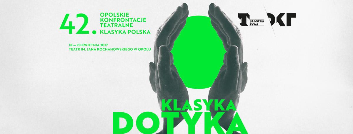 """Poznaliśmy program 42. Opolskich Konfrontacji Teatralnych """"Klasyka Polska"""""""